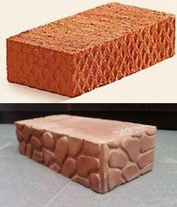 Кирпичи блоки поддоны