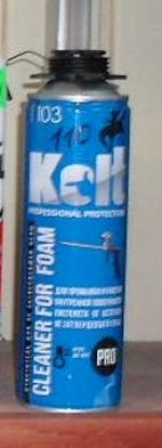 очиститель для пены Kolt