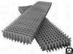 Сетка кладочная. Размеры сетки 380х2000. Размеры ячейки 100х100. Диаметр проволки 3 мм